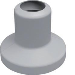 Afschermingsrozet Desklane voor vloeraansluiting/ondervloer